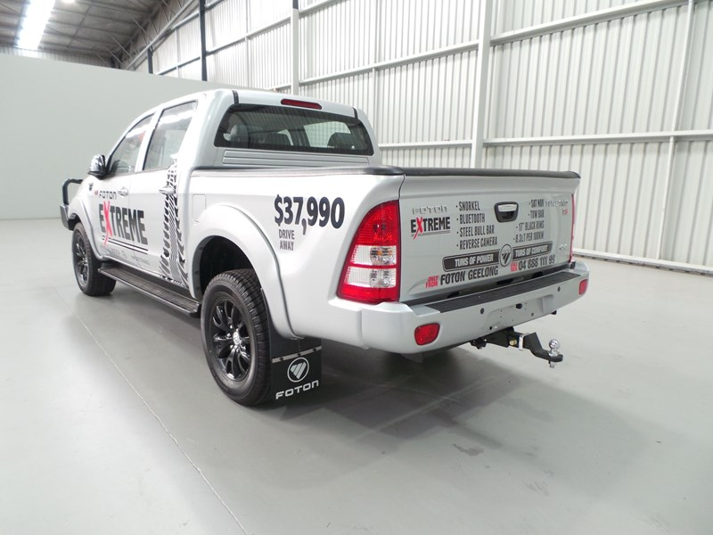 foton dual cab 4x4 ute (extreme pack) 398883 003