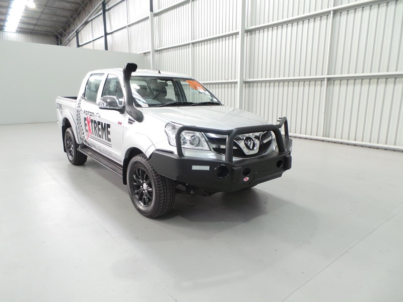 foton dual cab 4x4 ute (extreme pack) 398883 007