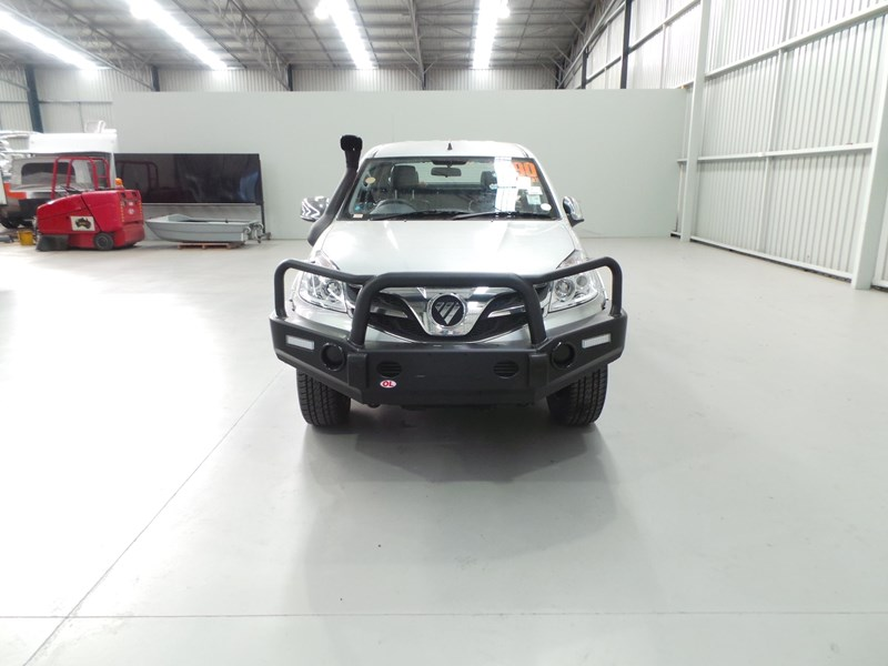 foton dual cab 4x4 ute (extreme pack) 398883 008