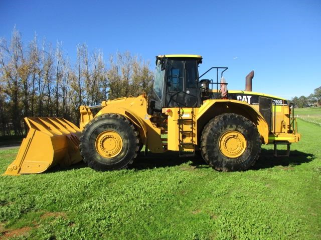 caterpillar 980g series ii 399220 003