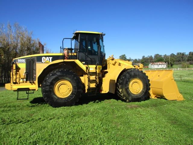 caterpillar 980g series ii 399220 007