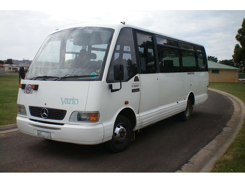 1999 mercedes benz vario lo814 for sale