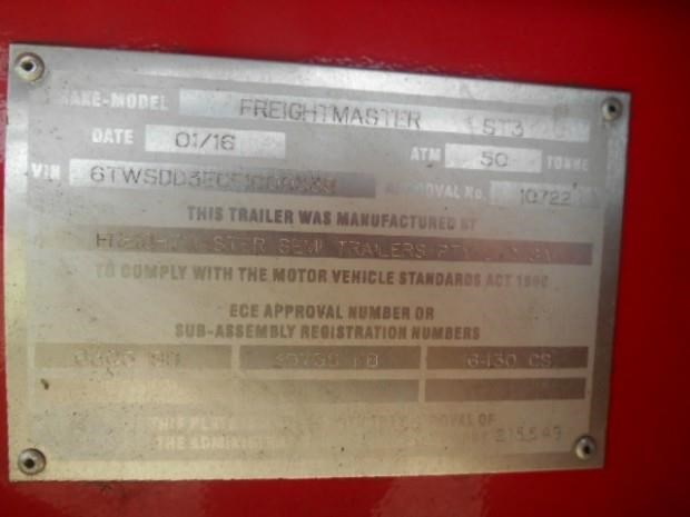 freightmaster r/t lead/mid 361239 014