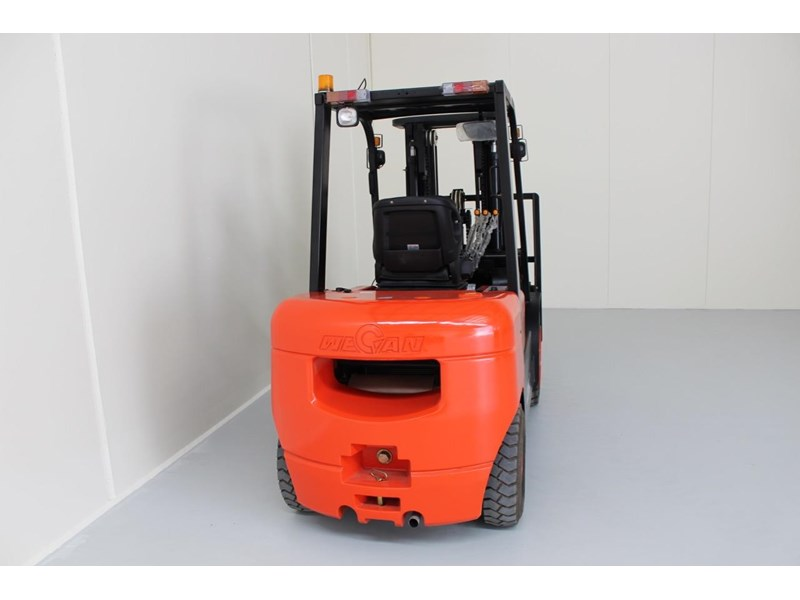 wecan diesel forklift with 3 stage container mast 403386 005