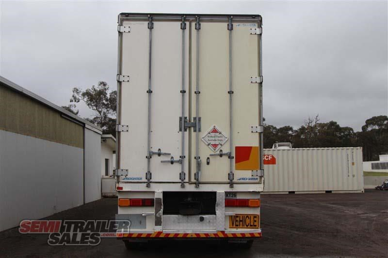 maxitrans 45ft curtainsider road train rated semi trailer 404328 005