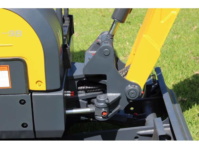 carter ct16 mini excavator 406628 008