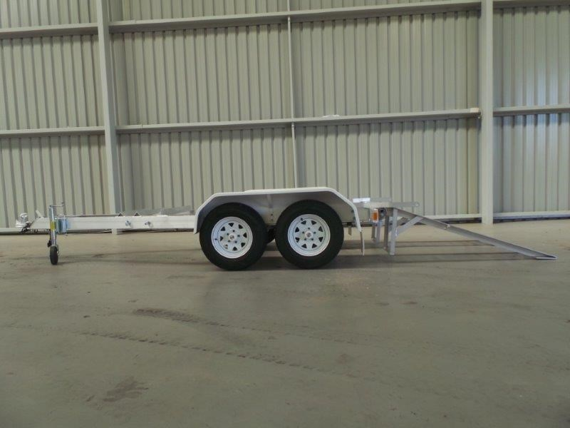 workmate alloy 2-0 plant trailer 406968 009