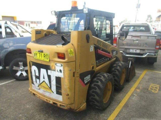 caterpillar 226b series 2 high flow 407134 002