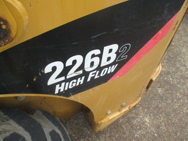 caterpillar 226b series 2 high flow 407134 011