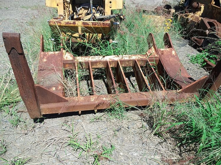 caterpillar 950b log forks 407262 001