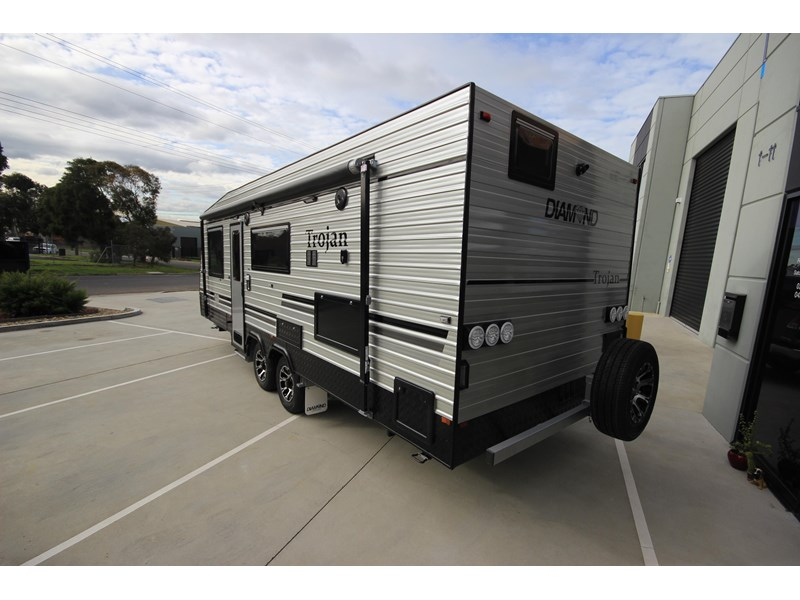 westernport caravans f4 trojan (off road) 407691 007