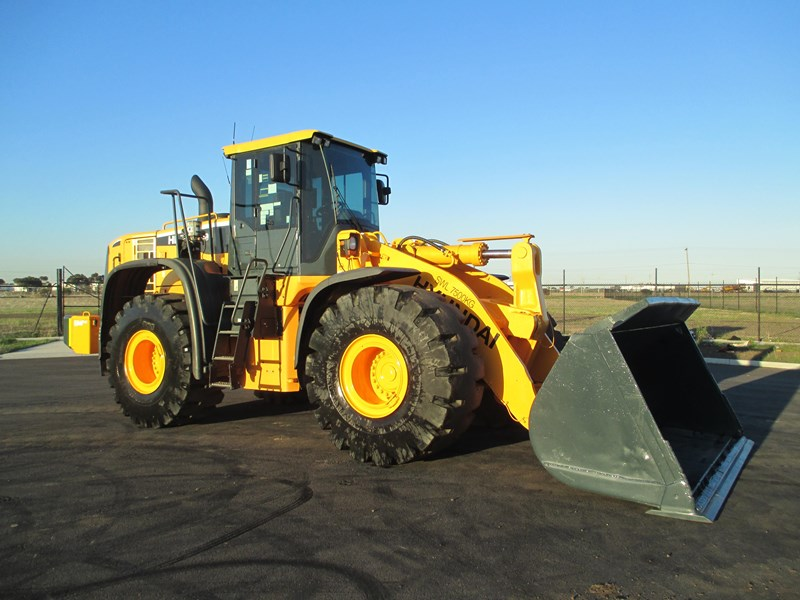 hyundai hl770-9 (also available for hire) 407765 001