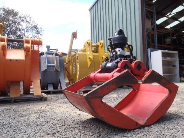 hiab rotating hydraulic grab 408154 009
