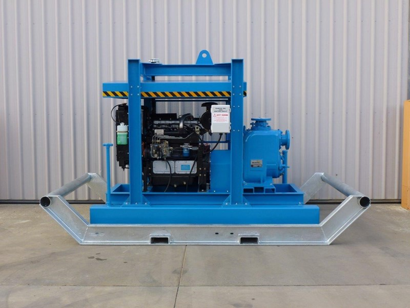remko rth-100 major contractors diesel pump package 408318 005