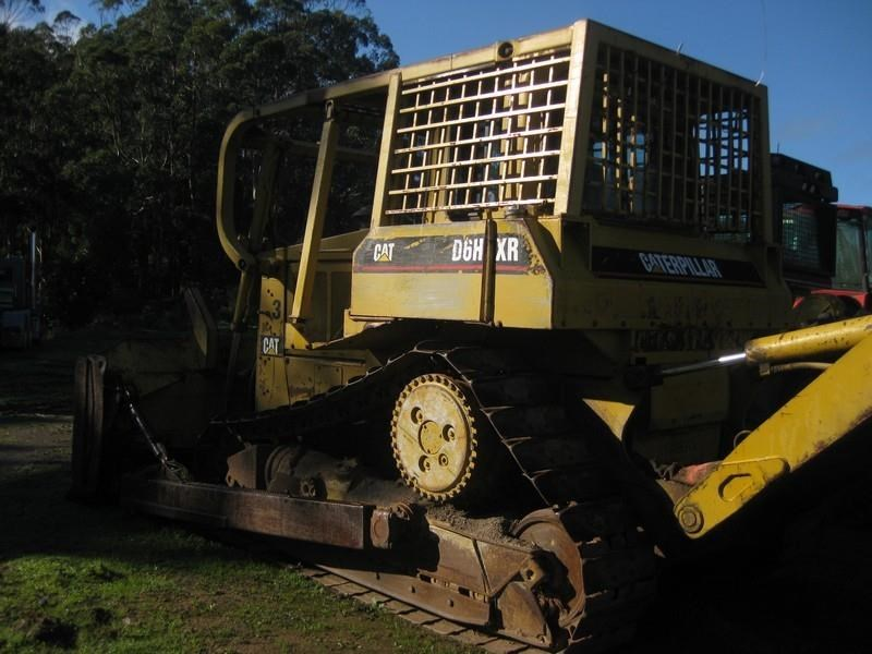 caterpillar d6h xr 408732 008