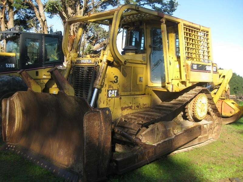 caterpillar d6h xr 408732 009