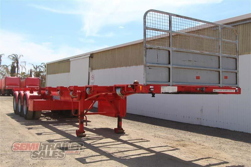 krueger 40ft skel semi trailer 408921 002