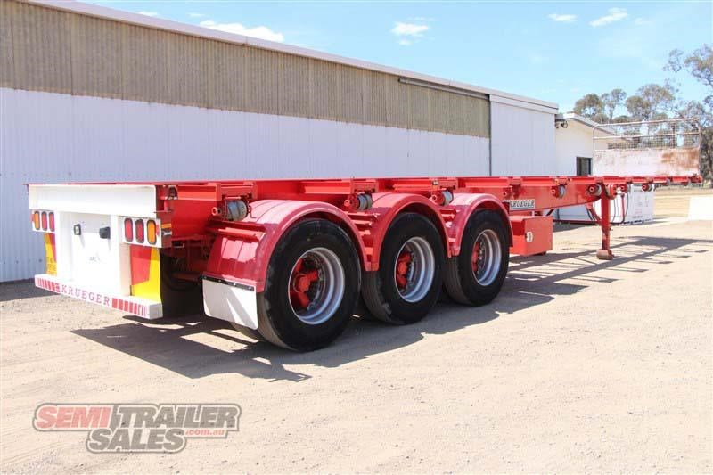 krueger 40ft skel semi trailer 408921 003