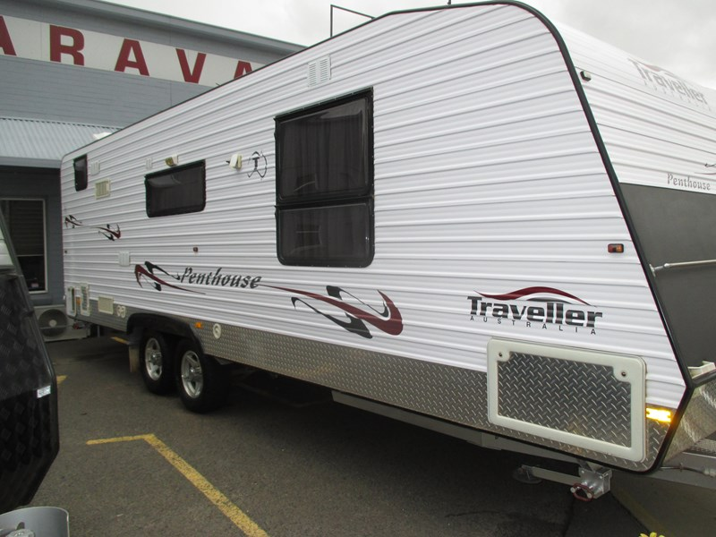 traveller penthouse semi off road 24'..full ensuite...sold... 408943 002