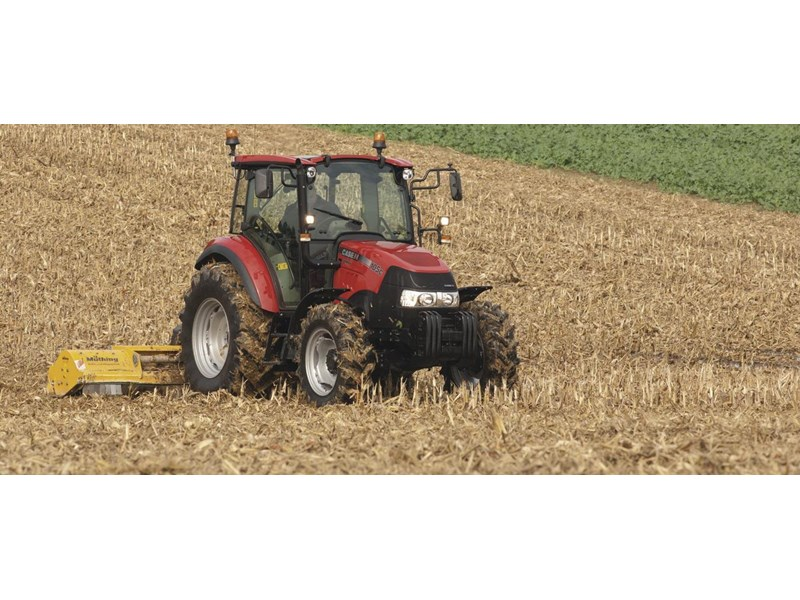 case ih farmall 95c cab 409261 002