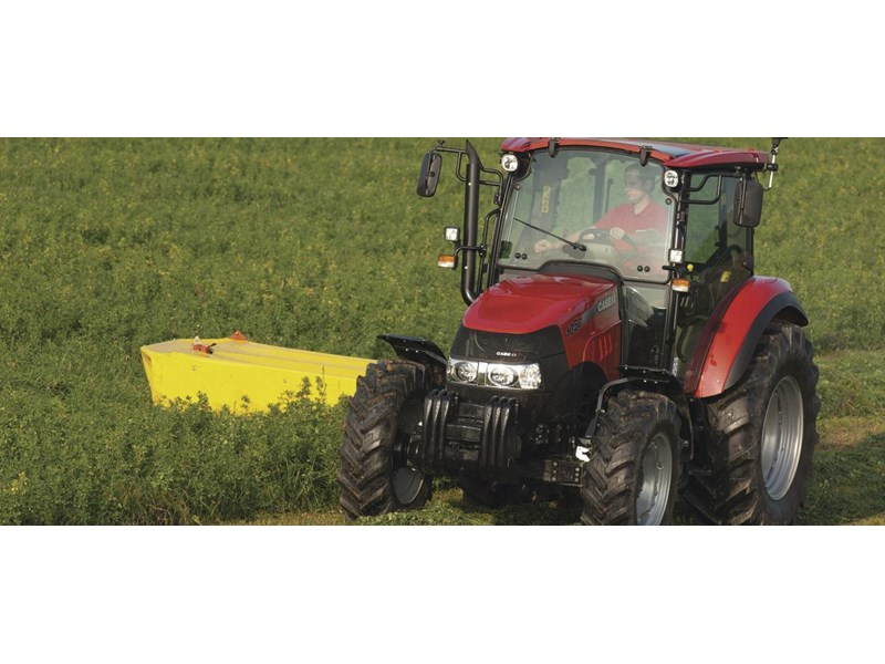 case ih farmall 95c cab 409261 004