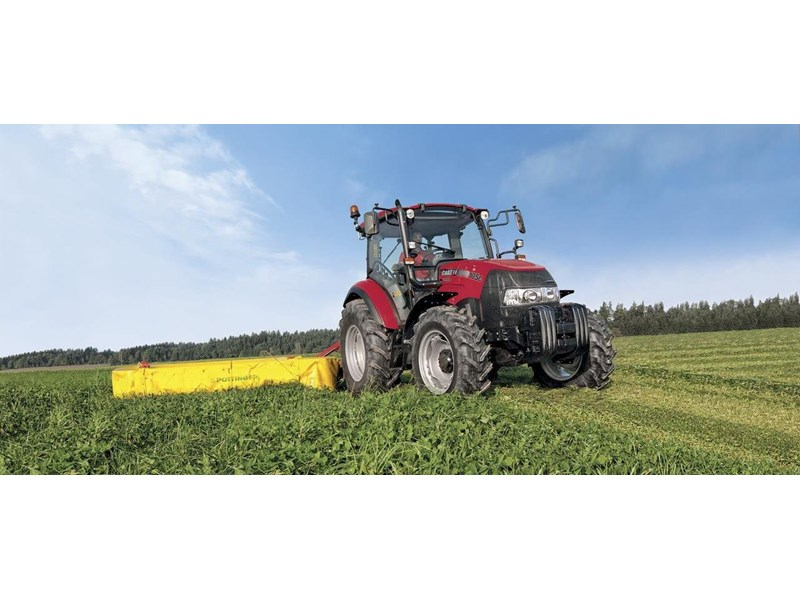 case ih farmall 95c cab 409261 006
