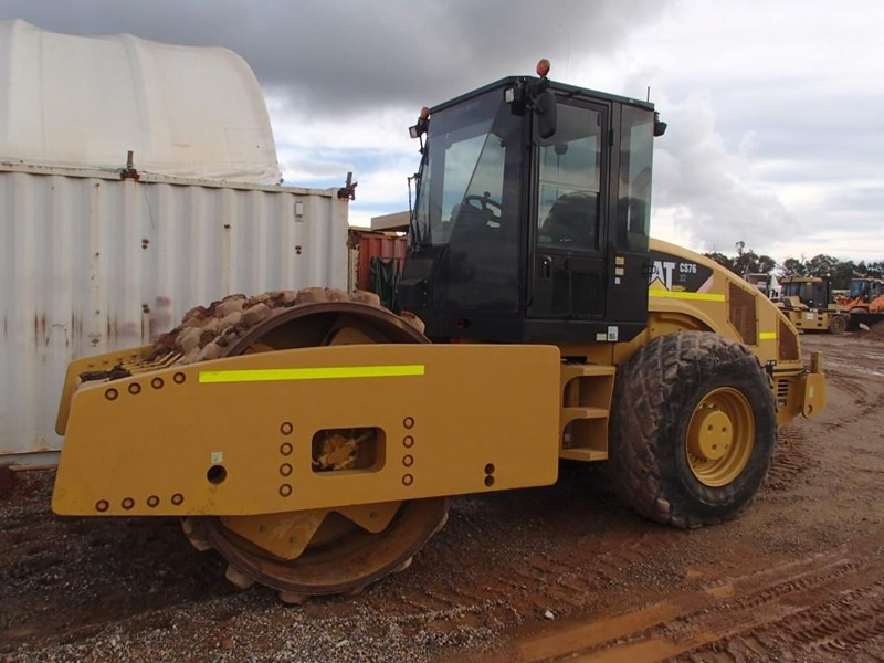 caterpillar cs76 409534 001