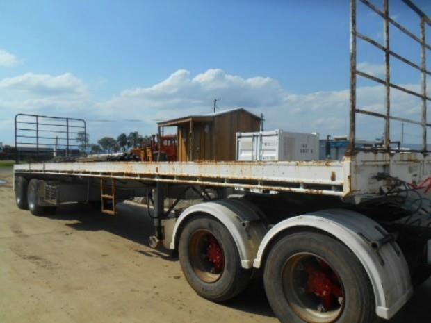 fruehauf semi flat top trailer 344459 003
