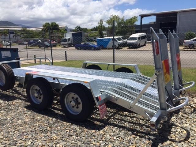 plant trailers australia 10 tonners - new 375129 001