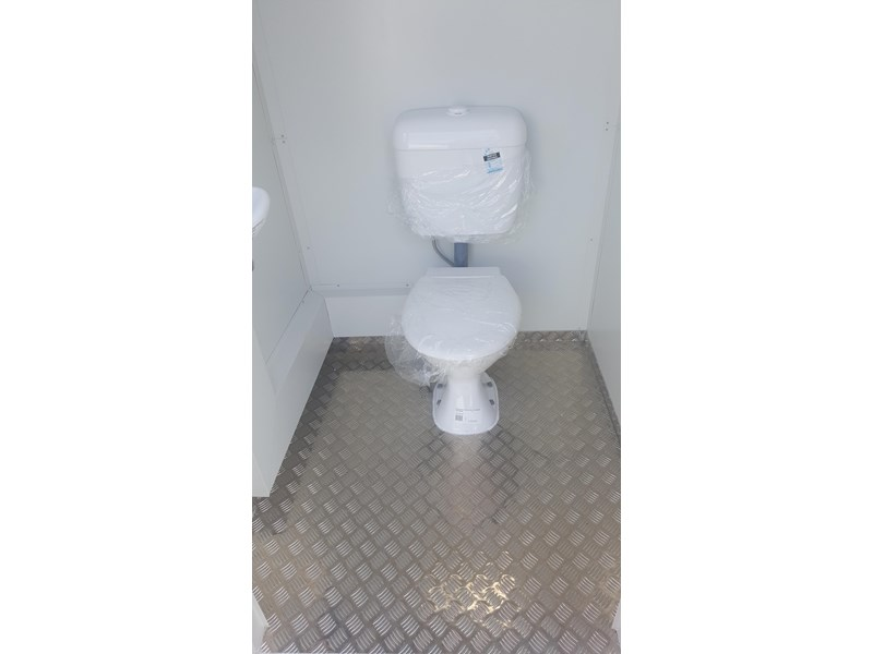e i group portables 1.2m x 1.2m sewer connect portable toilet 411168 006