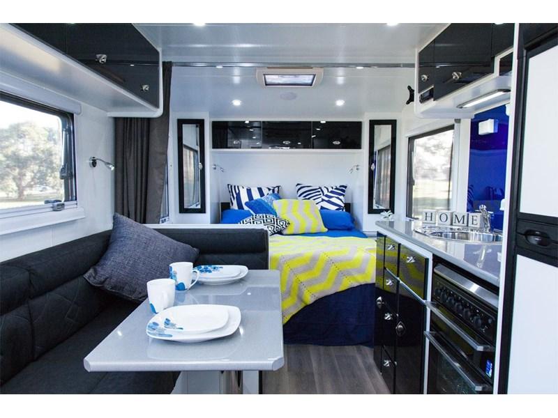 Innovative  Campervan Journey Proton Arena Aka Jumbuck Camper Conversion