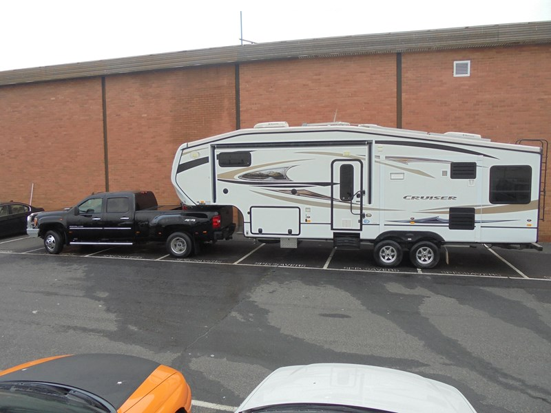 crossroads rv 2015 cruiser/ 2013 gmc 412156 018