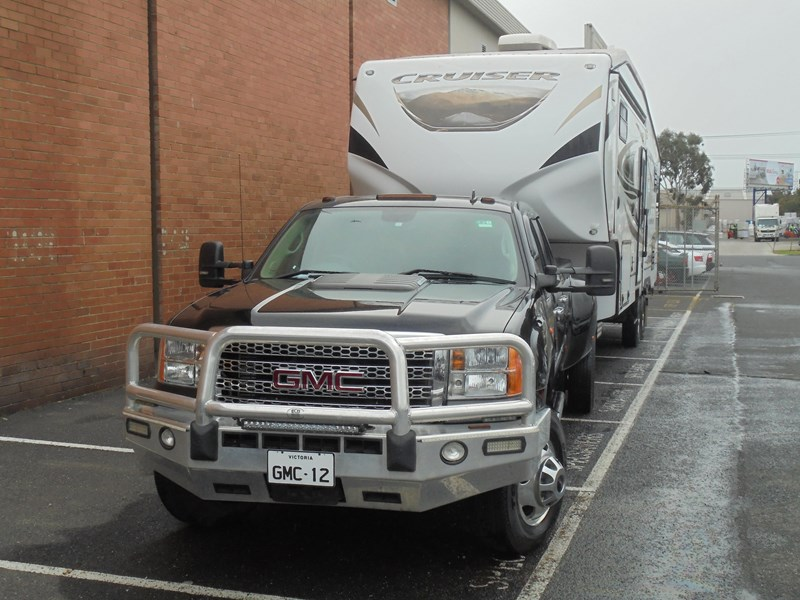 crossroads rv 2015 cruiser/ 2013 gmc 412156 004