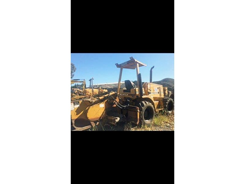 vermeer 8550a trencher 412130 002