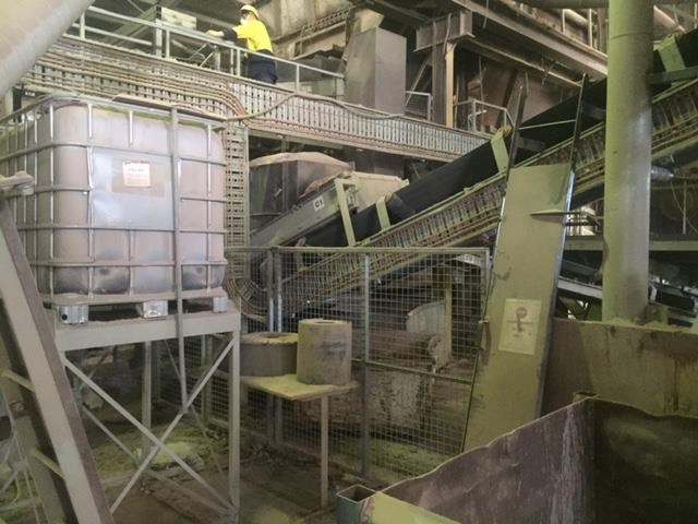 custom crushing screening plant 412142 010