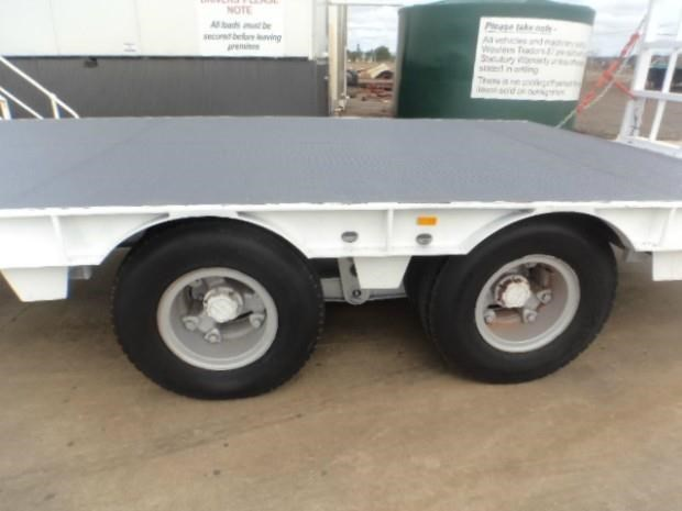 custom tag / plant trailer 407702 002