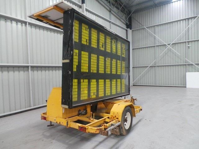 trailer factory ehd sign board 413490 001