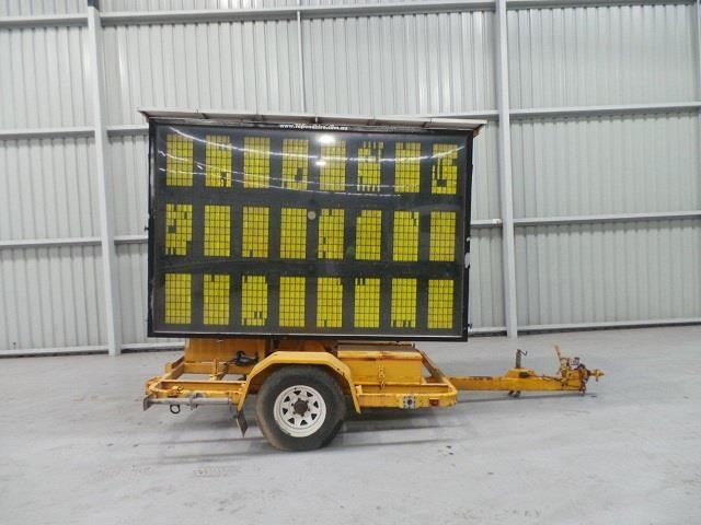 trailer factory ehd sign board 413490 002