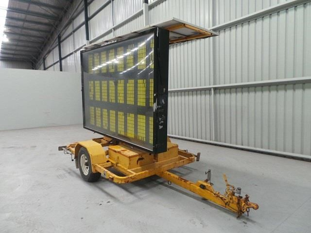 trailer factory ehd sign board 413490 003