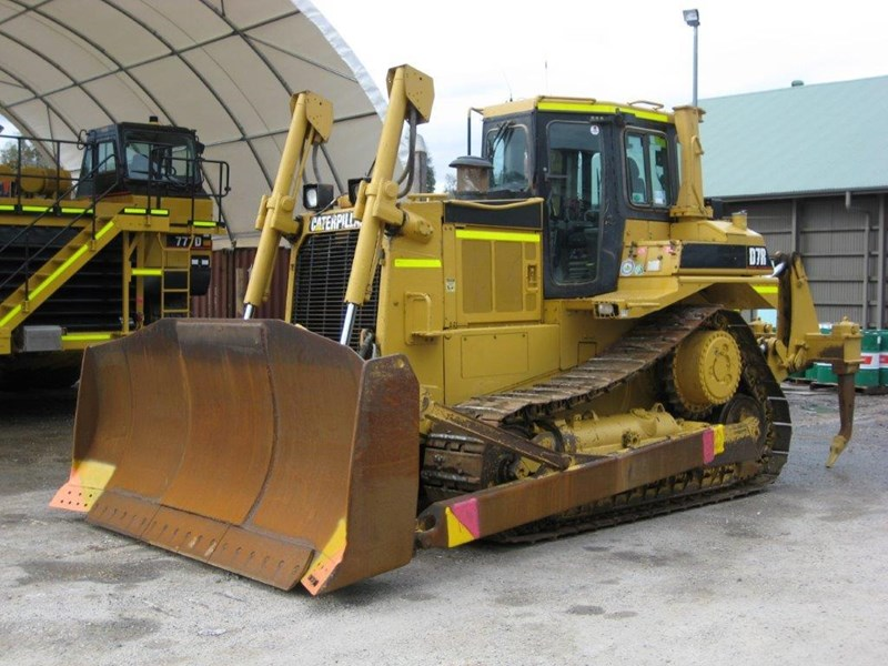 caterpillar d7r series ii 411293 001