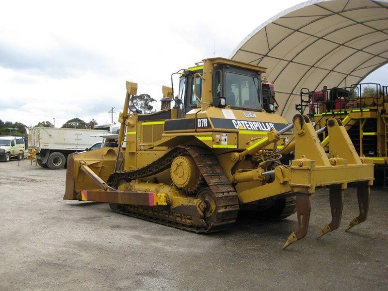 caterpillar d7r series ii 411293 003