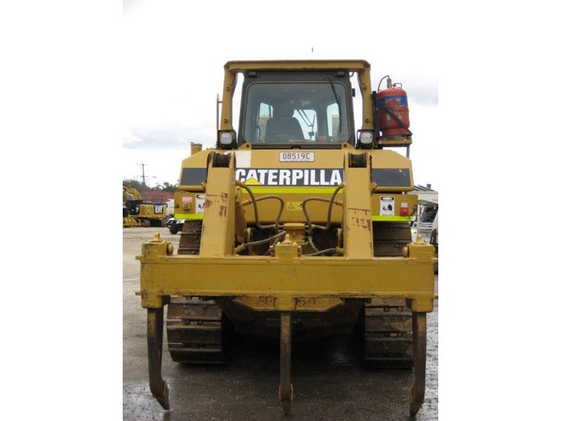 caterpillar d7r series ii 411293 004