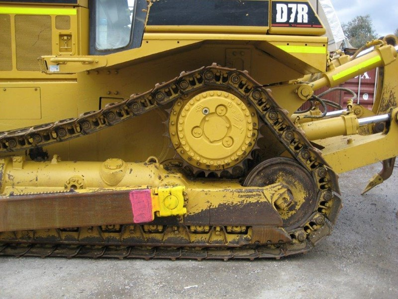 caterpillar d7r series ii 411293 006
