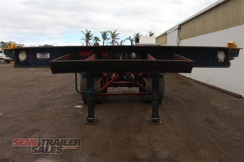 krueger 20ft skel semi trailer 413994 004