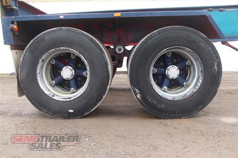 krueger 20ft skel semi trailer 413994 007