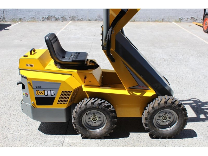 ozziquip puma mini loader 414011 014
