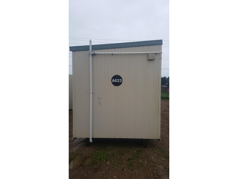 e i group portables used 7.2m x 2.4m ablution 414108 002