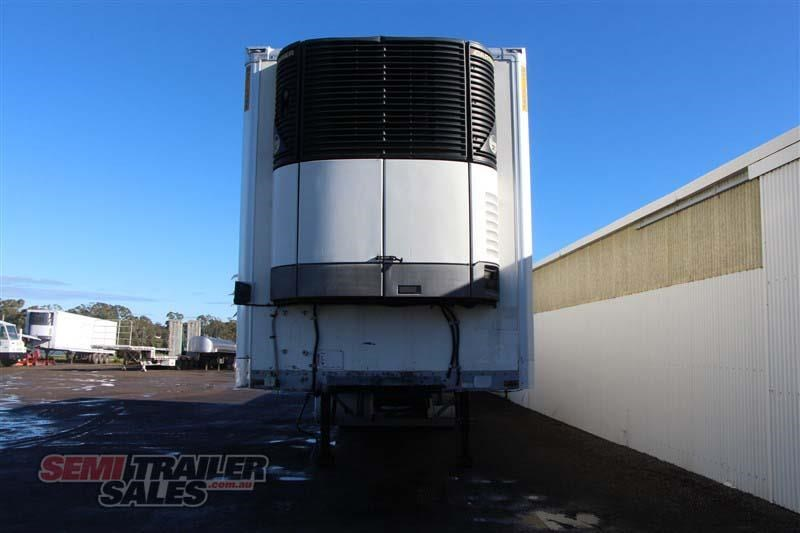 maxitrans 45ft refrigerated pantech semi trailer 414441 004