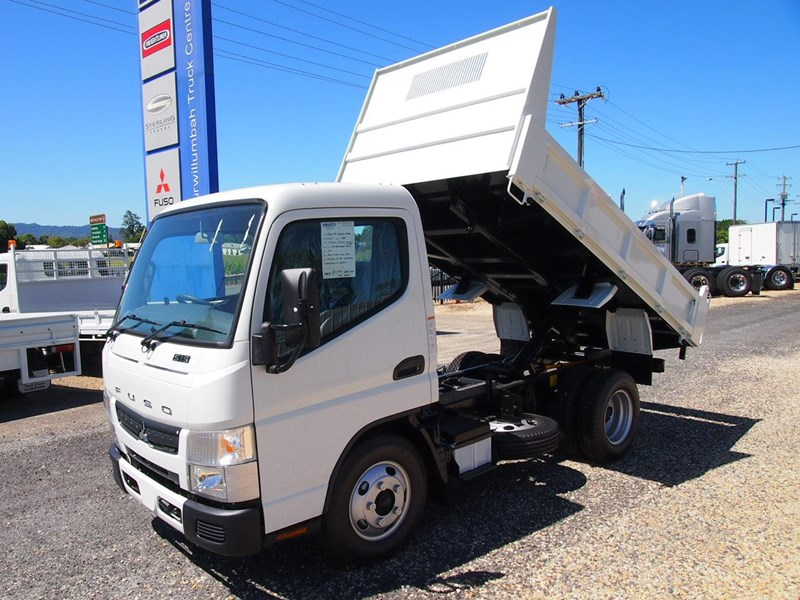 fuso canter 515 factory tipper 414787 015