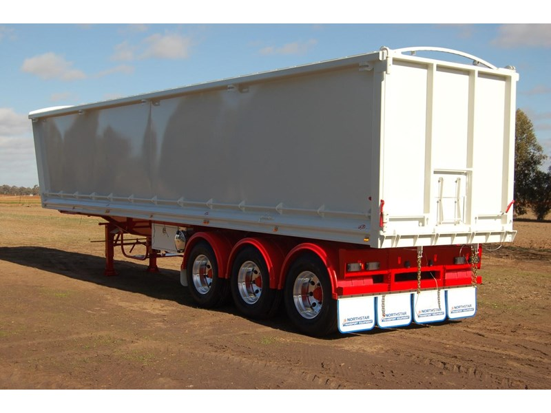 northstar transport equipment semi tipper 414810 001